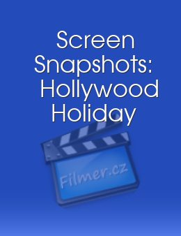 Screen Snapshots Hollywood Holiday