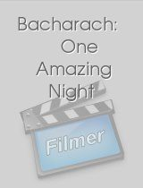 Bacharach: One Amazing Night download