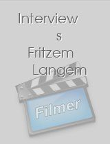 Interview s Fritzem Langem