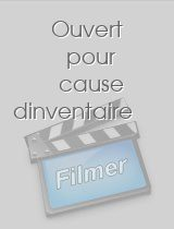 Ouvert pour cause dinventaire