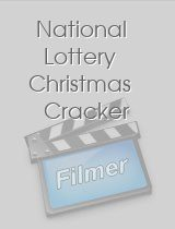 National Lottery Christmas Cracker
