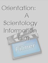 Orientation: A Scientology Information …
