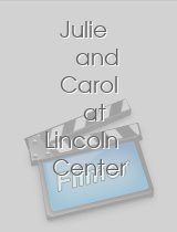 Julie and Carol at Lincoln Center