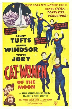 Cat-Women of the Moon