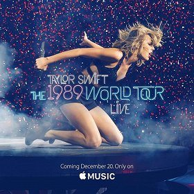 Taylor Swift The 1989 World Tour Live