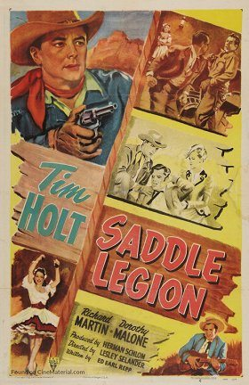 Saddle Legion