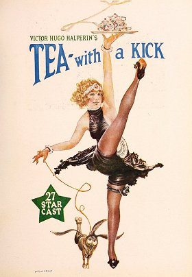 Tea With a Kick!