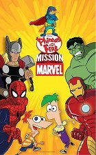 Phineas a Ferb: Mise Marvel