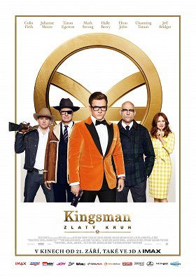 Kingsman: Zlatý kruh download