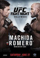 UFC Fight Night: Machida vs. Romero