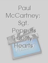 Paul McCartney: Sgt. Peppers Lonely Hearts Club Band
