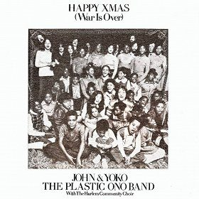 John Lennon: Happy Xmas War Is Over