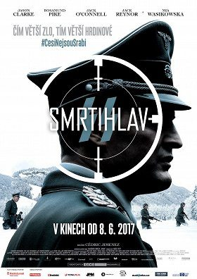 Smrtihlav CZ dabing 2017 HHhH BRRip avi download film