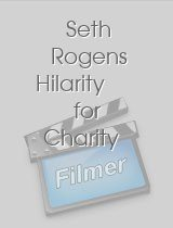 Seth Rogens Hilarity for Charity
