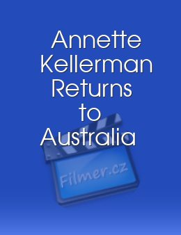 Annette Kellerman Returns to Australia