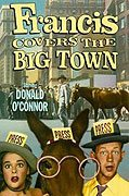 Francis Covers the Big Town