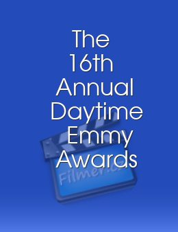 The 16th Annual Daytime Emmy Awards