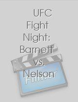 UFC Fight Night: Barnett vs. Nelson