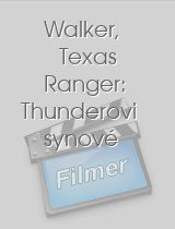 Walker, Texas Ranger: Thunderovi synové download