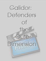 Galidor Defenders of the Outer Dimension