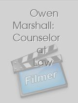 Owen Marshall Counselor at Law
