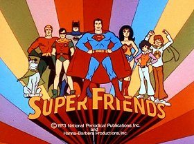 SuperFriends The Legendary Super Powers Show