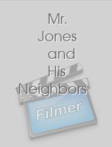 Mr. Jones and His Neighbors