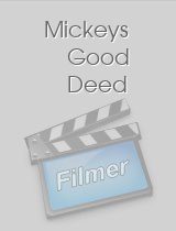 Mickeys Good Deed