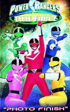 Power Rangers Time Force: Photo Finish download