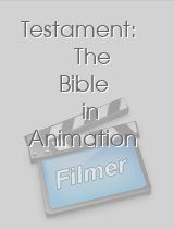Testament The Bible in Animation