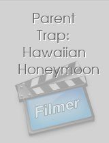 Parent Trap Hawaiian Honeymoon