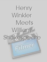 Henry Winkler Meets William Shakespeare