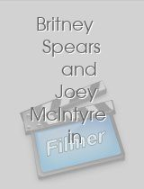 Britney Spears and Joey McIntyre in Concert