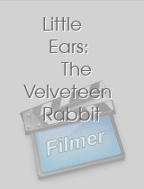 Little Ears The Velveteen Rabbit