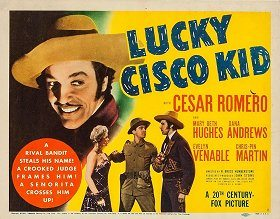 Lucky Cisco Kid