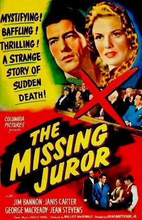 The Missing Juror