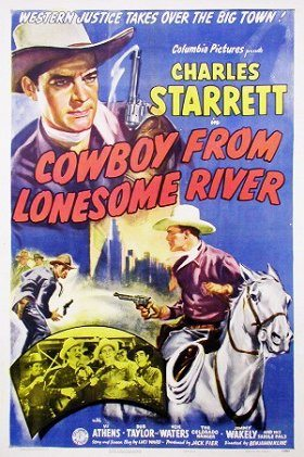 Cowboy from Lonesome River