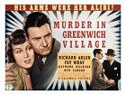 Murder in Greenwich Village