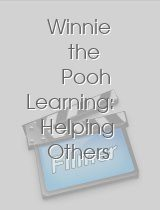 Winnie the Pooh Learning Helping Others