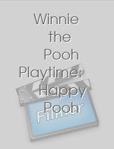 Winnie the Pooh Playtime Happy Pooh Day