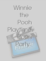 Winnie the Pooh Playtime Pooh Party