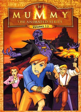 The Mummy The Animated Series