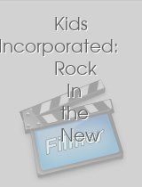 Kids Incorporated Rock In the New Year