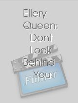 Ellery Queen Dont Look Behind You