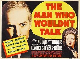 The Man Who Wouldnt Talk
