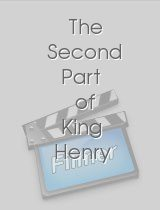 The Second Part of King Henry the Fourth Containing His Death and the Coronation of King Henry the Fift