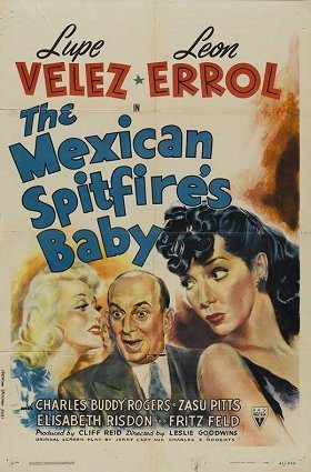 The Mexican Spitfires Baby