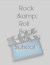 Rock & Roll Back to School Special