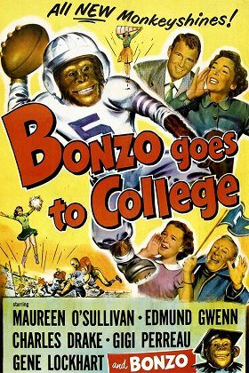 Bonzo Goes to College