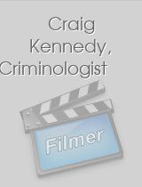 Craig Kennedy, Criminologist